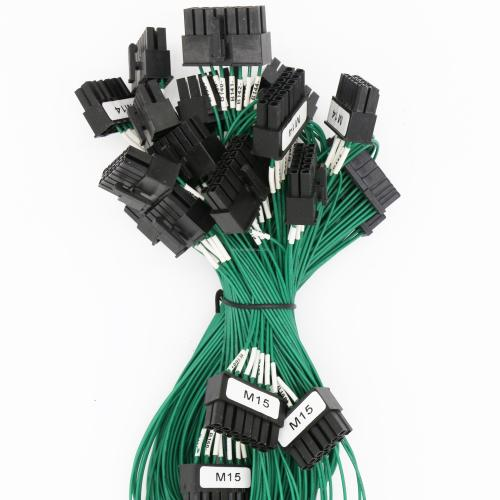 small resolution of factory pvc insulation wires for customized auto car wiring harness