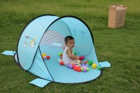 190t Polyester Baby Pop Up Beach Tent - Buy Baby Pop Up ...