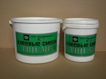 Glue For Gluing Tile, Ceramics, Marble, Mosaic, View