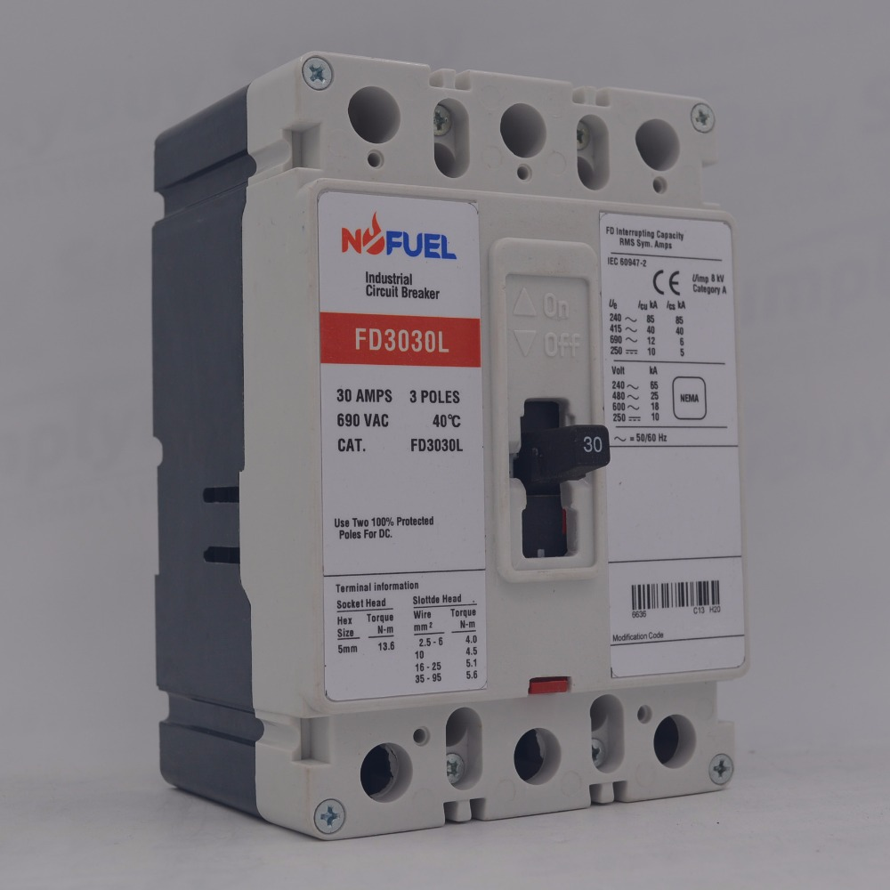 hight resolution of moulded case circuit breaker fd series fit for cutler hammer westing house fd3030