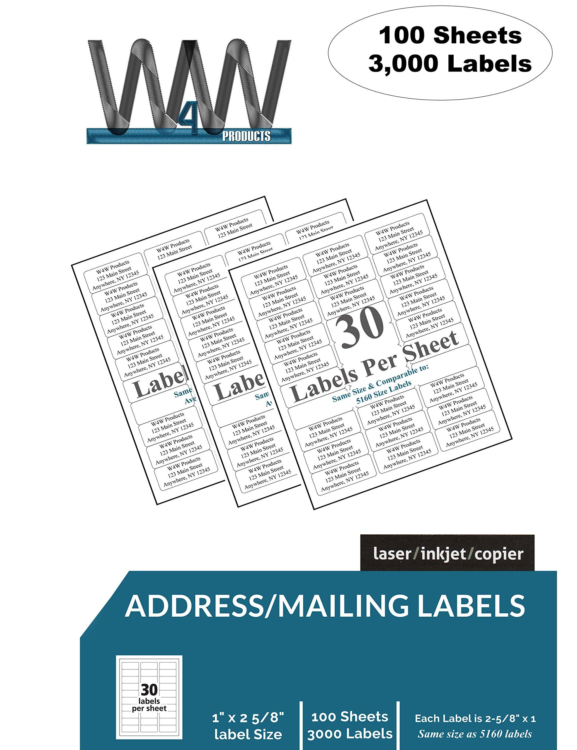 Standard Mailing Label Size : standard, mailing, label, Cheap, Standard, Address, Label, Size,, Deals, Alibaba.com
