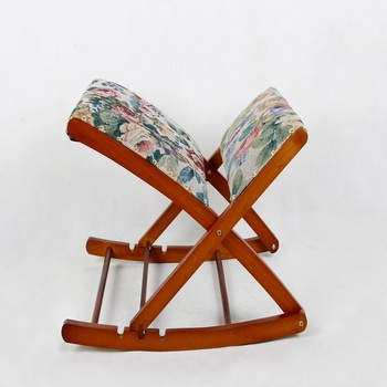 rocking chair footrest desk to help posture foldable footstool wooden buy