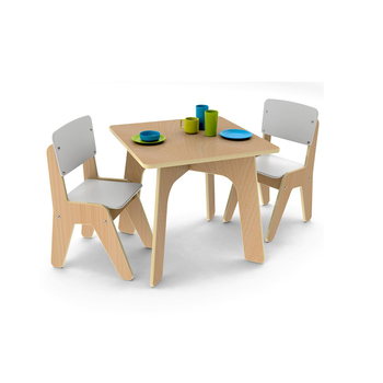 baby table and chairs best bouncy chair for with reflux top quality kindergarten wooden kids study design