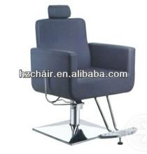 2015 gris hydraulique equipement de salon a vendre durable salon barber chaises avec inclinable