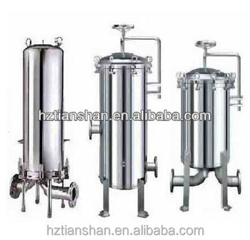 30 Inch Single Cartridge Filter Housing For Water/liquid