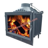 Chinese Manufacturers Insert Stove Cast Iron Material Wood ...