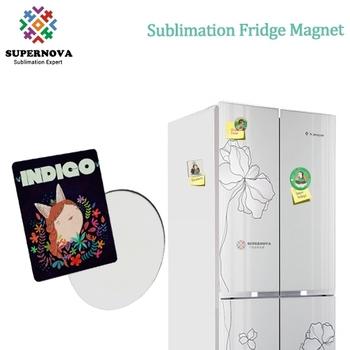 sublimation printing mdf fridge