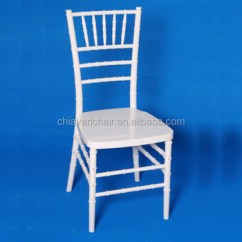 Plastic Chiavari Chair Commode Over Toilet Wedding And Event White Buy Product On Alibaba Com