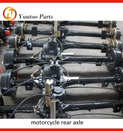 reverse gear box for motorcycle big leaf spring 3 wheel motorcycle [ 1000 x 1000 Pixel ]