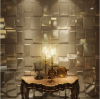 Interior Decoration Pvc 3d Wall Panel For Bathroom Wall ...