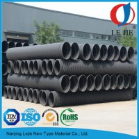150mm Hdpe Plastic Storm Drain Pipe, View 150mm Hdpe ...