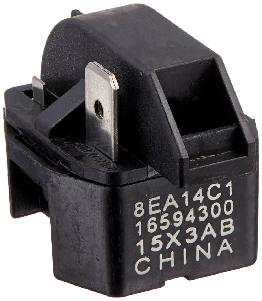 medium resolution of get quotations electrolux 216594300 start relay compressor