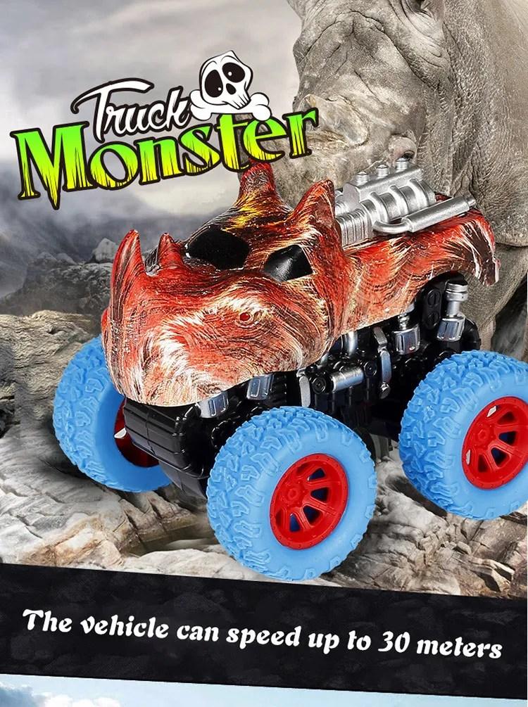 2019 friction plastic model kids animal trucks cars toys buy truck toys diecast cars animal toys product on alibaba com