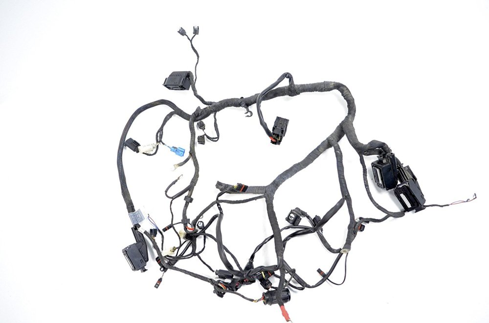 medium resolution of get quotations 06 bmw k1200r main wiring harness chassis loom 61117670214