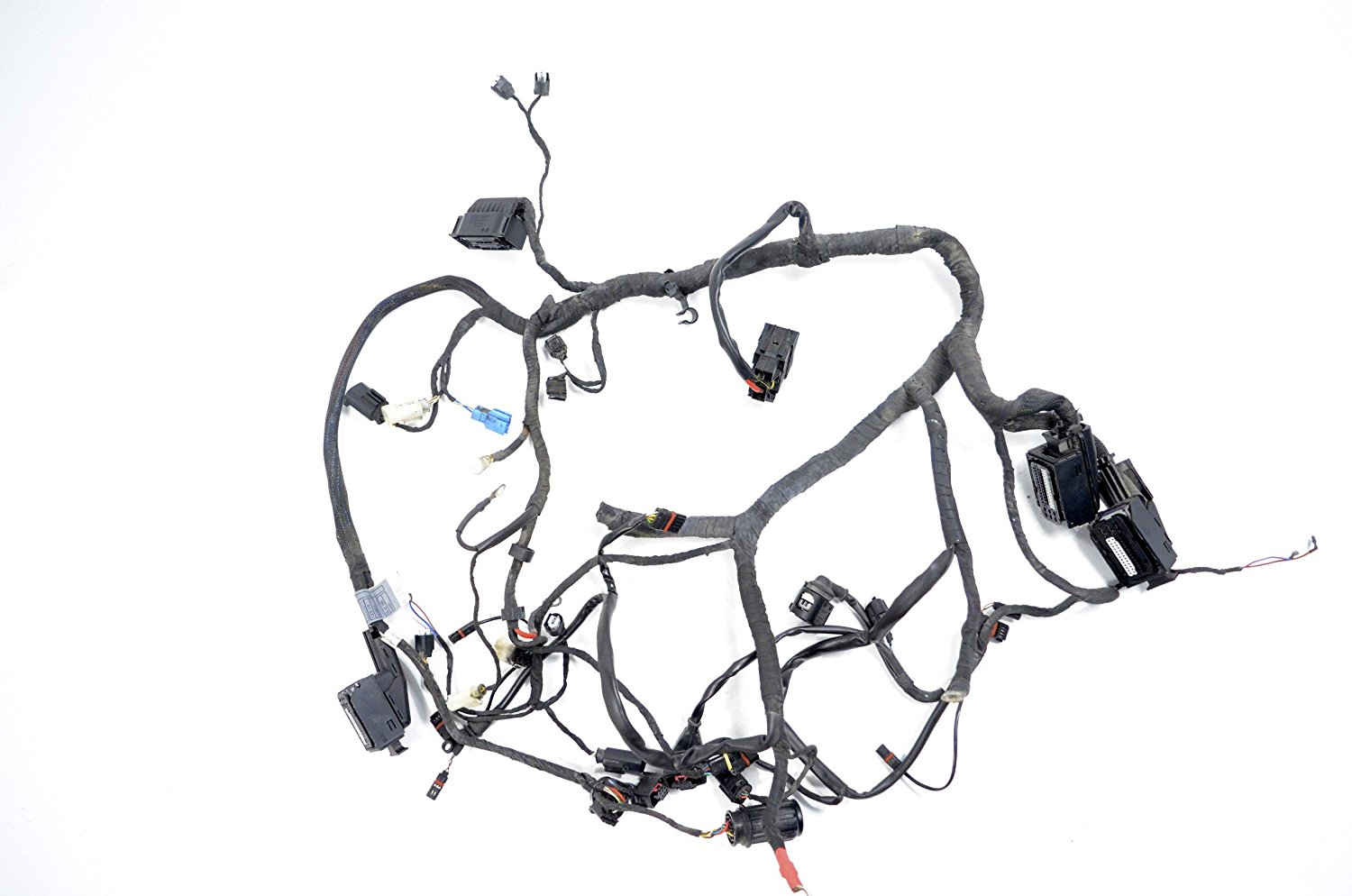 hight resolution of get quotations 06 bmw k1200r main wiring harness chassis loom 61117670214