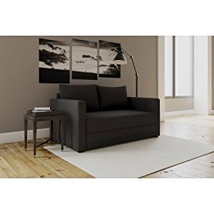 fufsack sofa sleeper lounge chair average cost of cheap black find deals on line at get quotations modern design flip