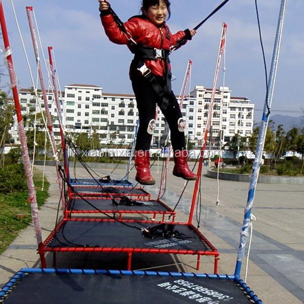 The Hot Sale Mini Bungee Trampoline Harness Children