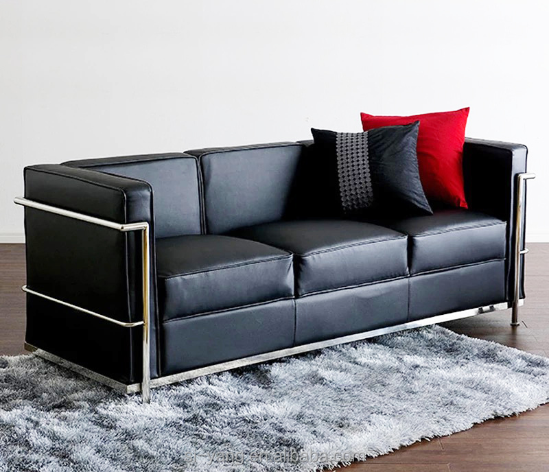 steel frame sofa clean leather with white vinegar upper covers stainless for sale buy