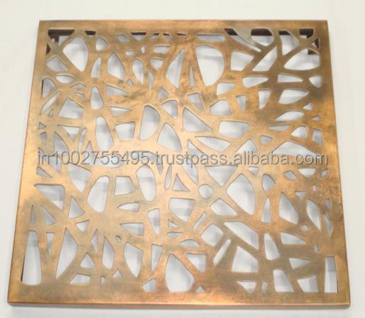 Southern Enterprises Sei Wavson Wall Sculpture Metal Art