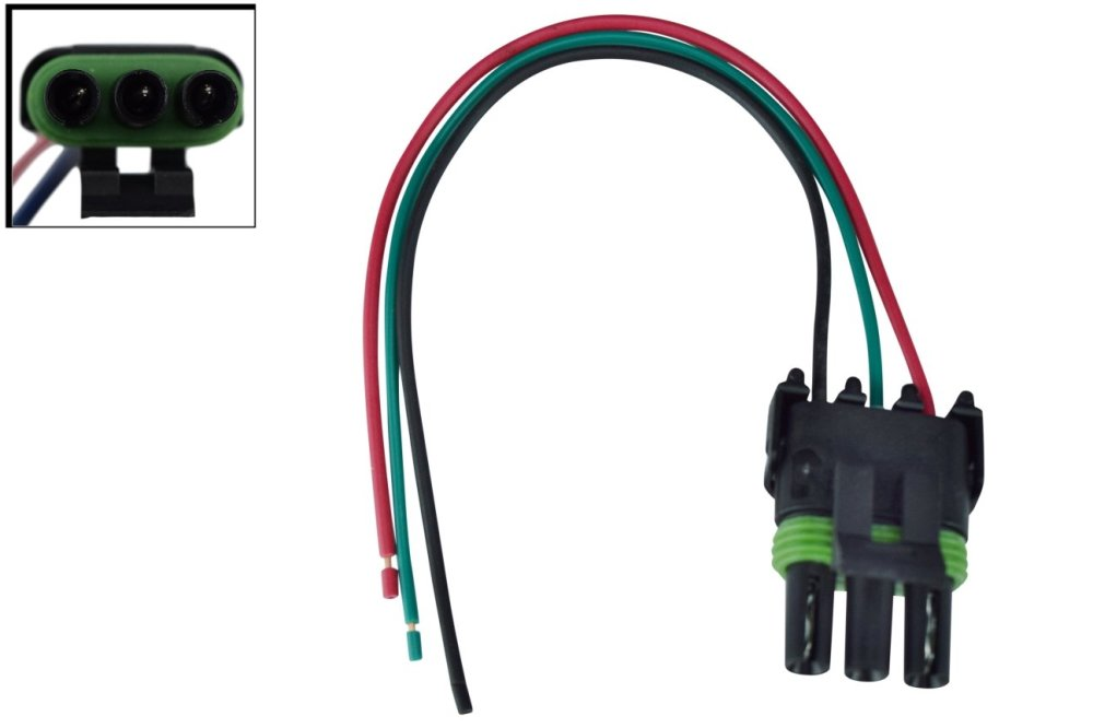 medium resolution of get quotations wire connector pigtail ls 3bar map manifold absolute pressure sensor ls1 lsx plug turbo 551211