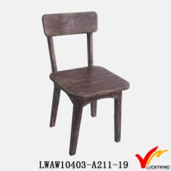 Old Wood Chairs Cheap Elegant Chair Covers Reclaimer Small Wooden Children Buy
