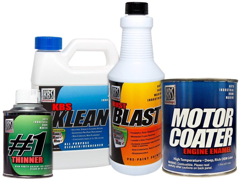 medium resolution of get quotations kbs coatings 58032 69 72 amc engine metallic blue motor coater engine paint kit
