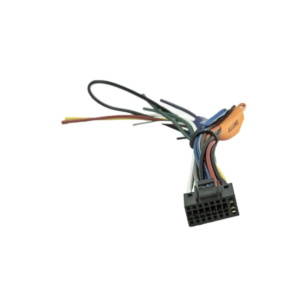 hight resolution of kenwood kmr d362bt kmr m312bt kmr m315bt oem genuine wire harness