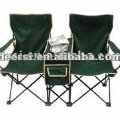 Double Seat Folding Chair Massage Shop Two Buy Camping