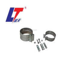 2 Inch Truck Exhaust Pipe Band Clamp - Buy 4 Inch Pipe ...