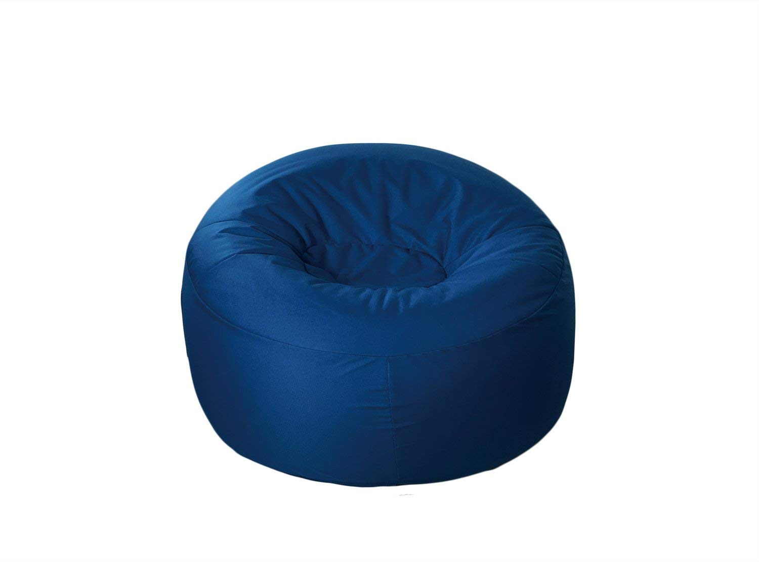 inflatable lawn chair mini electric wheelchair cheap lounge find deals on get quotations 40 blue round outdoor patio with cover