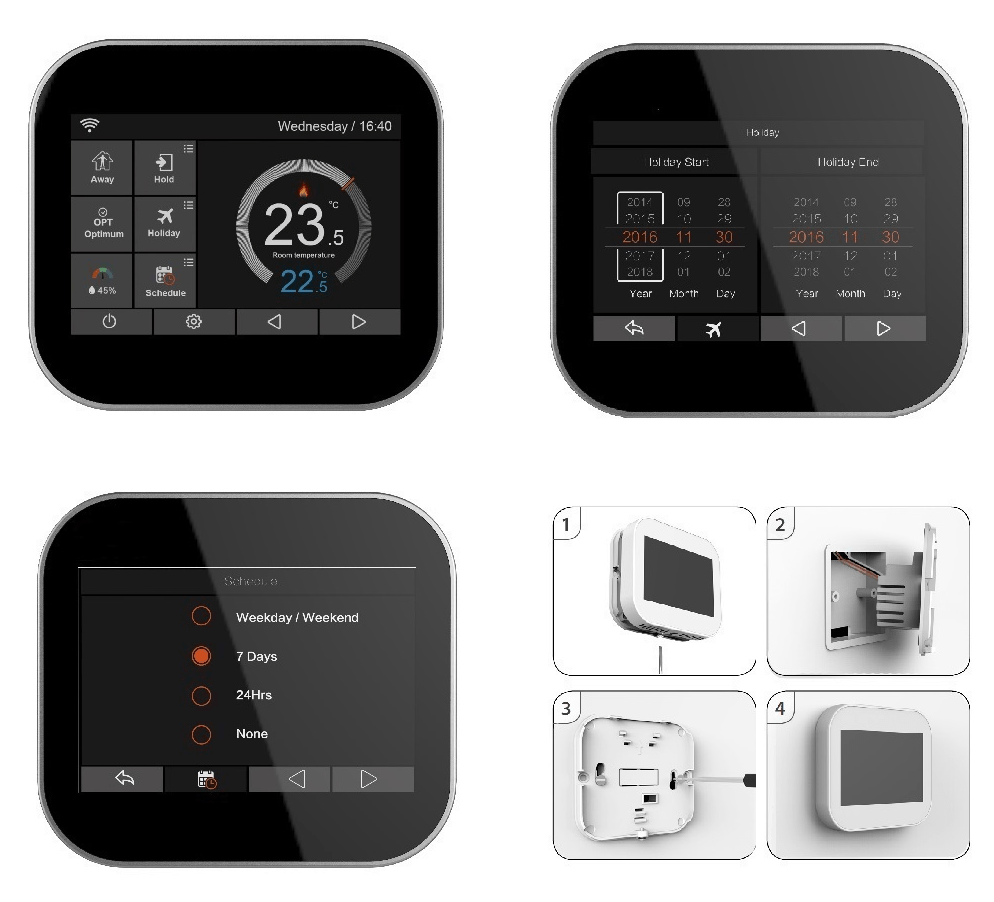 Ranco Digital Thermostat Wiring Diagram