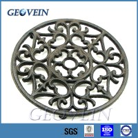 Cast Iron Pot Holder,Enamel Cast Iron Trivets