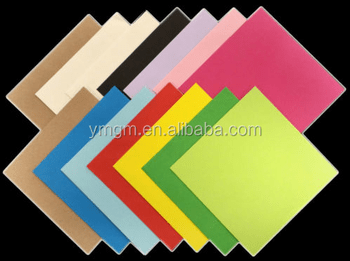 square coloured envelopes and