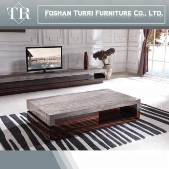 marble living room furniture lancaster pa modern top wooden center table for