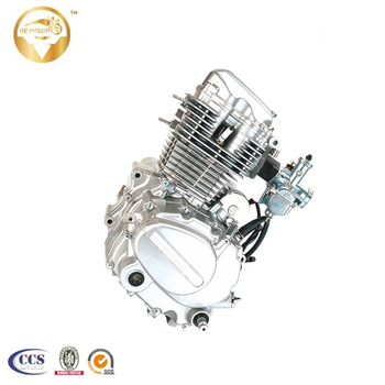 High Quality Hot Sale Factory Made 4 Stroke Single