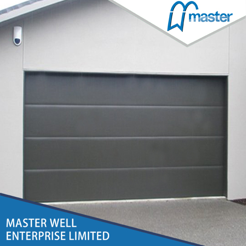 Sectional Garage Door Gate Steel Parking Doors Buy Manual Garage Gate Steel Parkig Door White Garage Door Product On Alibaba Com