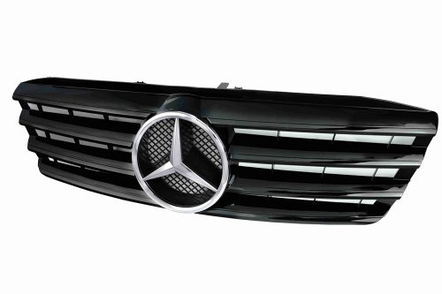 small resolution of get quotations for mercedes benz w203 c class sport grille all black c200 c230 c240 c280 c320 c350