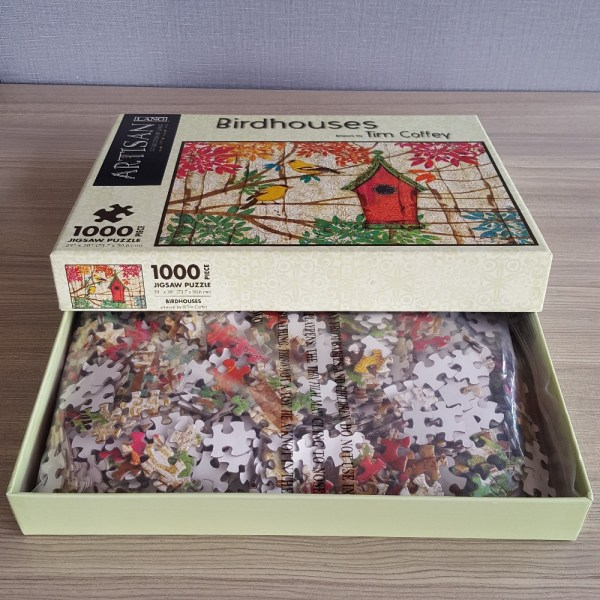 Custom Design 1000pcs Jigsaw Puzzle Abult - 10000 Pieces Adult Games