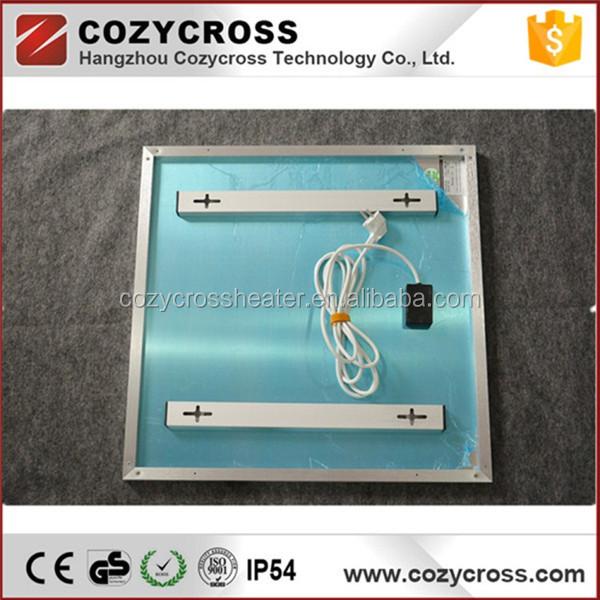 Nieuwe smart ir elektrische verwarming panel gebruik in