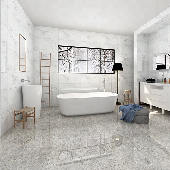 Hot Sale Noble White Marble Look Bathroom Wall Ceramic Tile Turkey Buy Wall Ceramic Tile Bathroom Ceramic Tile Ceramic Tile Turkey Product On Alibaba Com