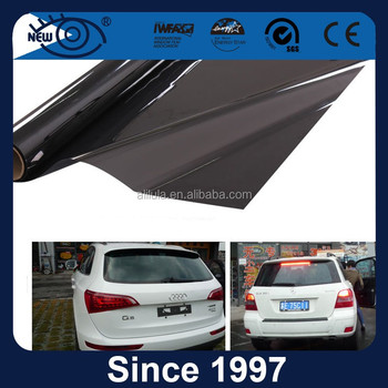 Customized Car Sunshade Static Cling Vinyl Film Sun Control Decorative Window