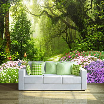 nature wallpaper forest designs