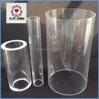Big Size Extruded Clear Acrylic Tube,Acrylic Pipes - Buy ...