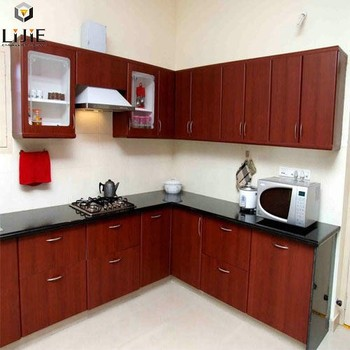 Chinesehpl Modern Wood Design Laminate Sheet Kitchen Hpl Board