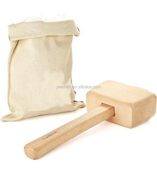 wooden ice mallet buy
