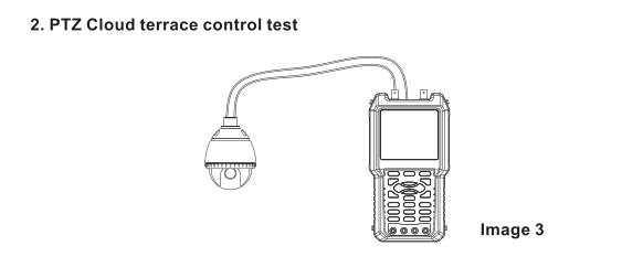 Nf-707 Cctv Tester Hd Cvbs Test & Fiber Power Meter