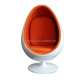 modern egg chair sesame street elmo adventure potty fiberglass kids pod iconic mid century designer furniture producer in china