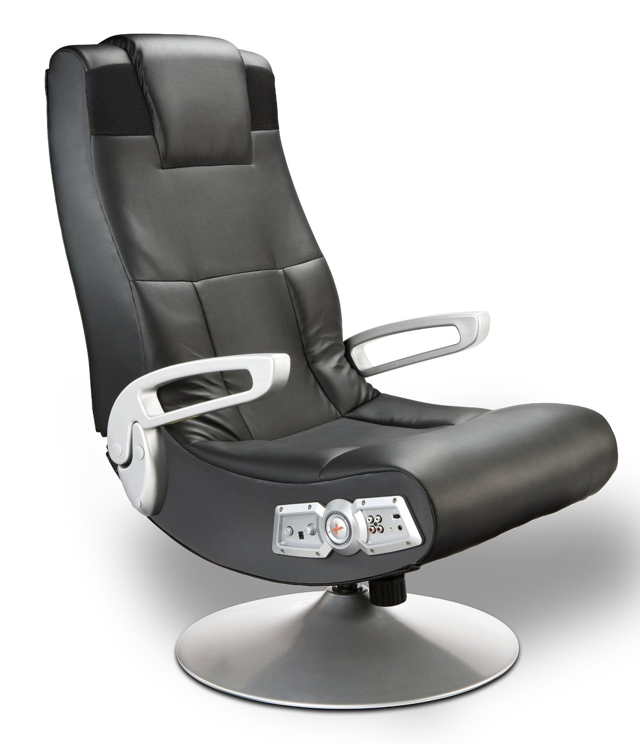 Video Game Chairs Buy X Rocker 5127401 Pedestal Video Gaming Chair Wireless Black