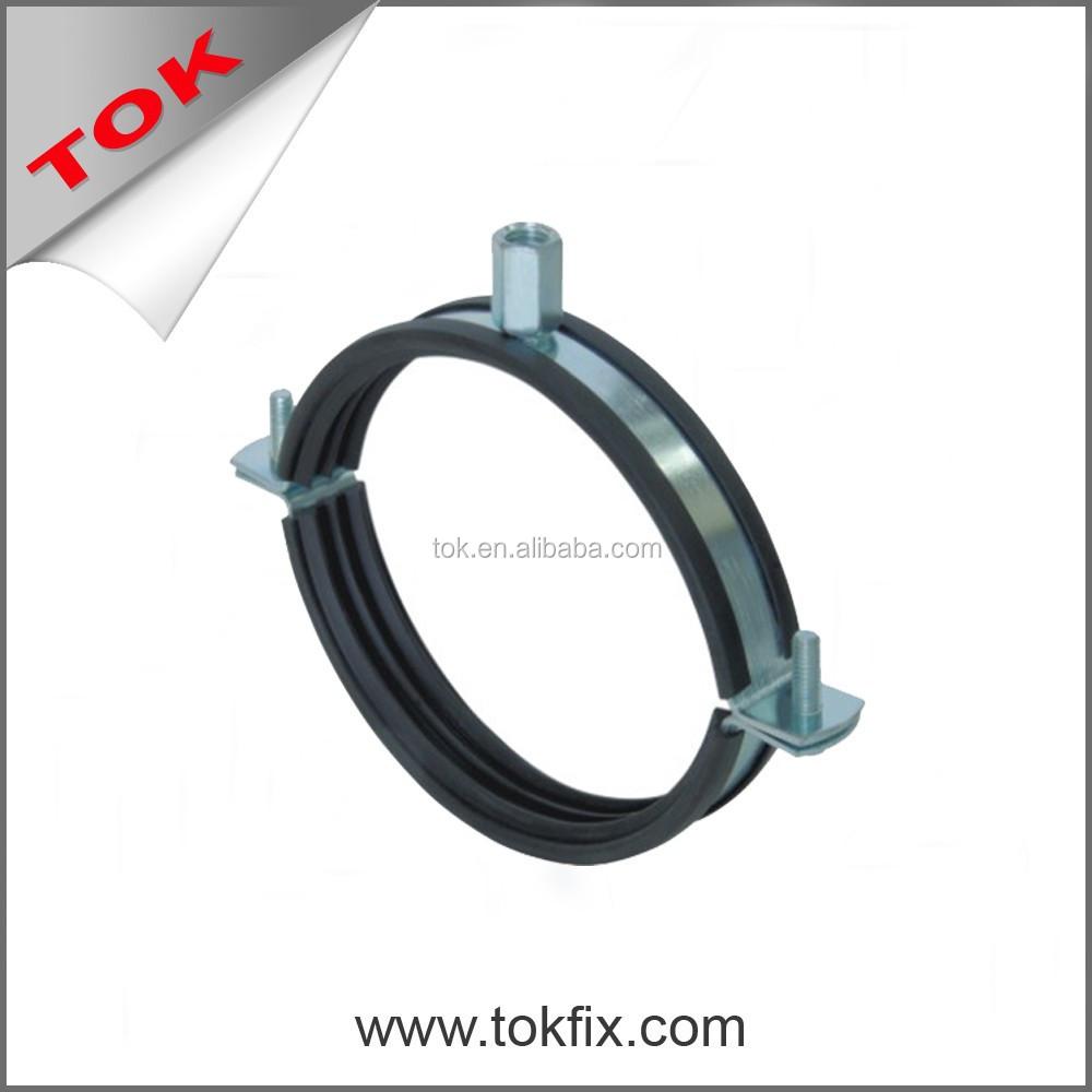 Steel Standard Pipe Clamp Flange Bracket