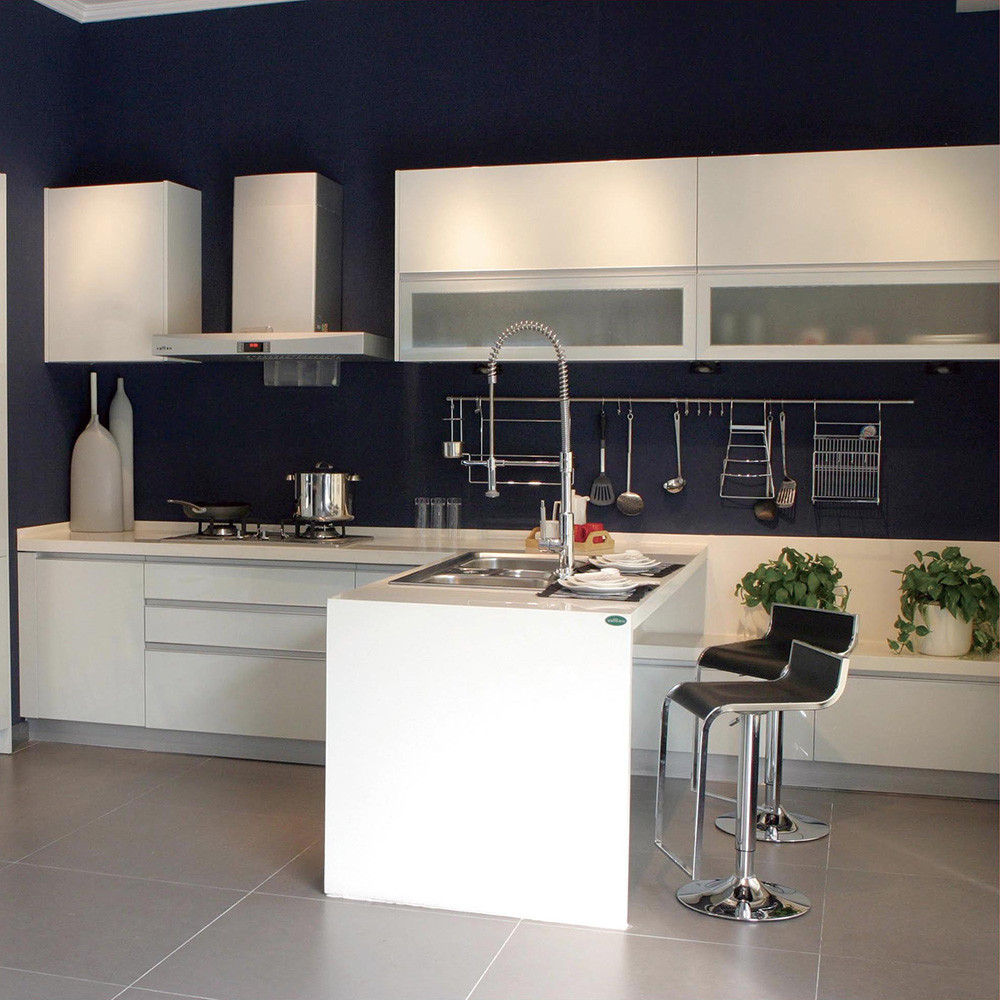 China Supplier Frosted Glass Kitchen Cabinet Doors  Buy